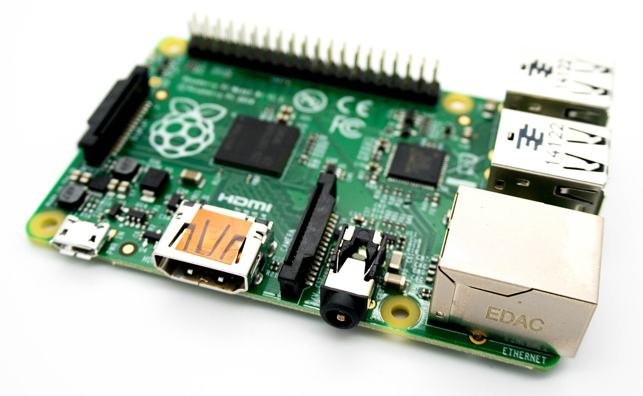 Raspberry Pi – der Start