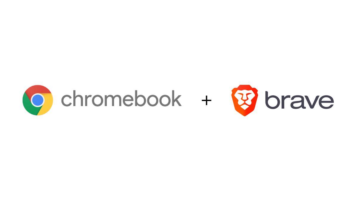 chromebook+brave